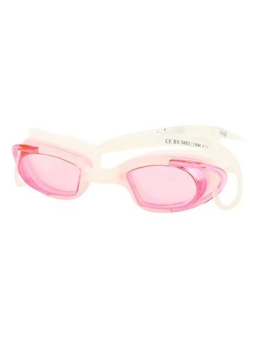 Sportive Unisex Pembe Yüzücü Gözlüğü Sr-616-Pink Pembe